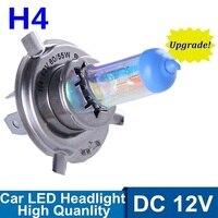 2015 1set H4 12V 60 55W P43T Auto Car Halogen Xenon Light Bulb Low Beam Super
