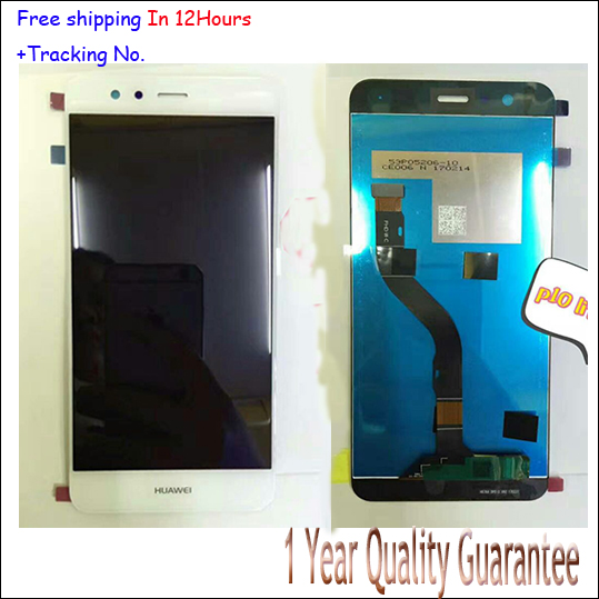 100% New Tested LCD Display Touch Screen digitizer Panel Replacement Assembly For huawei P10 lite Freeshipping replacement original touch screen lcd display assembly framefor huawei ascend p7 freeshipping