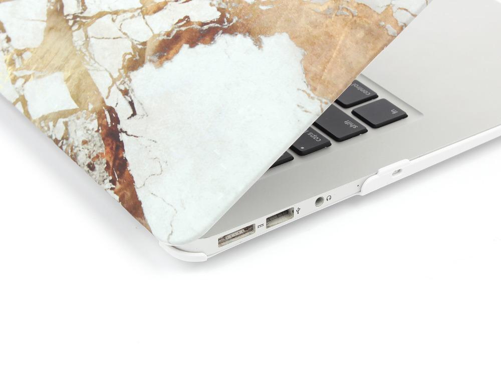 EGYAL Marble Matte Hard Case for MacBook 37