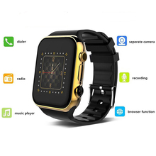 Bluetooth Smart Watch for Woman Man IOS Android Watch Smartphone with SIM Card Dialer Camera Compass Wristwatch MP3 MP4 Player
