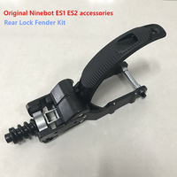 Ninebot Rear Wheel Physical Brake Fender Lock Replacement Kit Accessories for Kickscooter Ninebot ES1 ES2 Electric Scooter