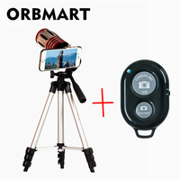 ORBMART 50X зум телескоп телефото Камера объектив с задней стороны обложки 103 см штатив Bluetooth Управление для iPhone SAMSUNG телефон