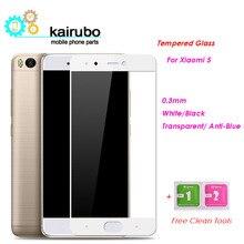 10Pcs/Lot Tempered Glass For Xiaomi Mi5 Mi 5 Screen Protector Phone