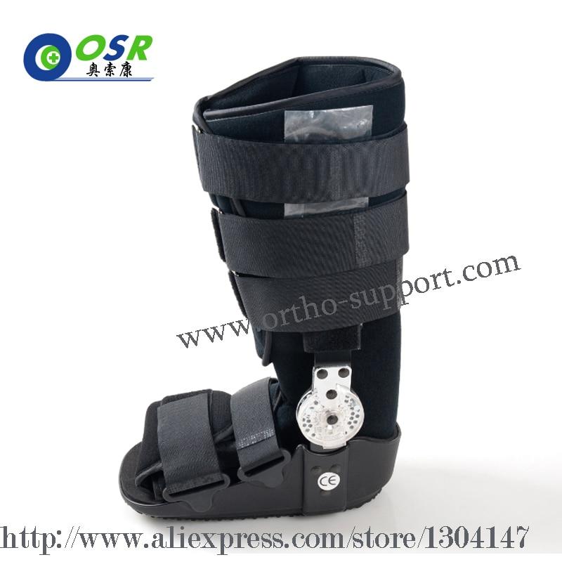ROM Pneumatic Walker 17 Orthopedic Inch Walking Air Boot Cast Brace - Penjagaan kesihatan - Foto 2