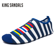 Women flats shoes indoor breathable non-slip unisex beach shoe waterproof super soft outdoor casual beach shoe lover loafer