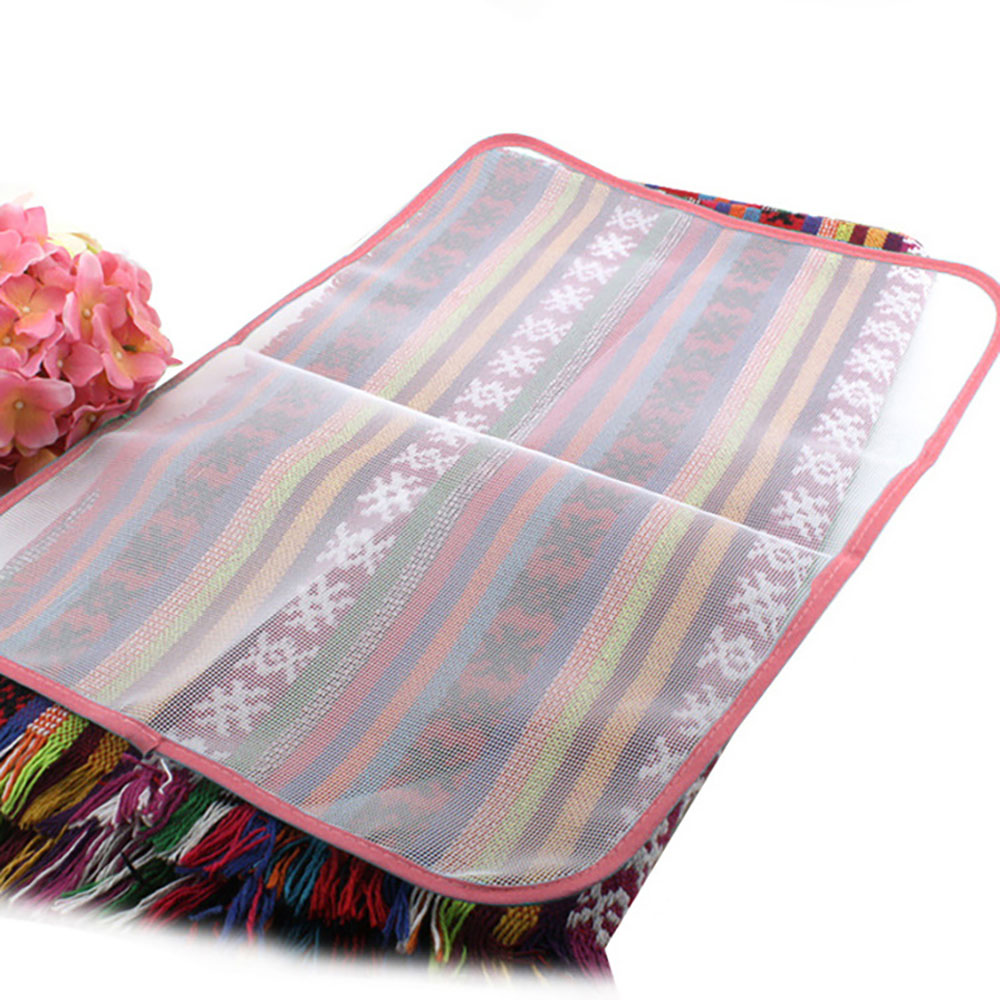 35*50cm Mesh Cloth Ironing Pad Laundry High Temperature Home Washer Dryer Cover Blanket Heat Resistant