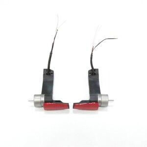 Image 4 - DJI Brazo de Motor Mavic Air delantero/trasero izquierdo/derecho, rojo blanco auténtico reemplazo negro, brazo para Mavic Air, piezas de repuesto de drones