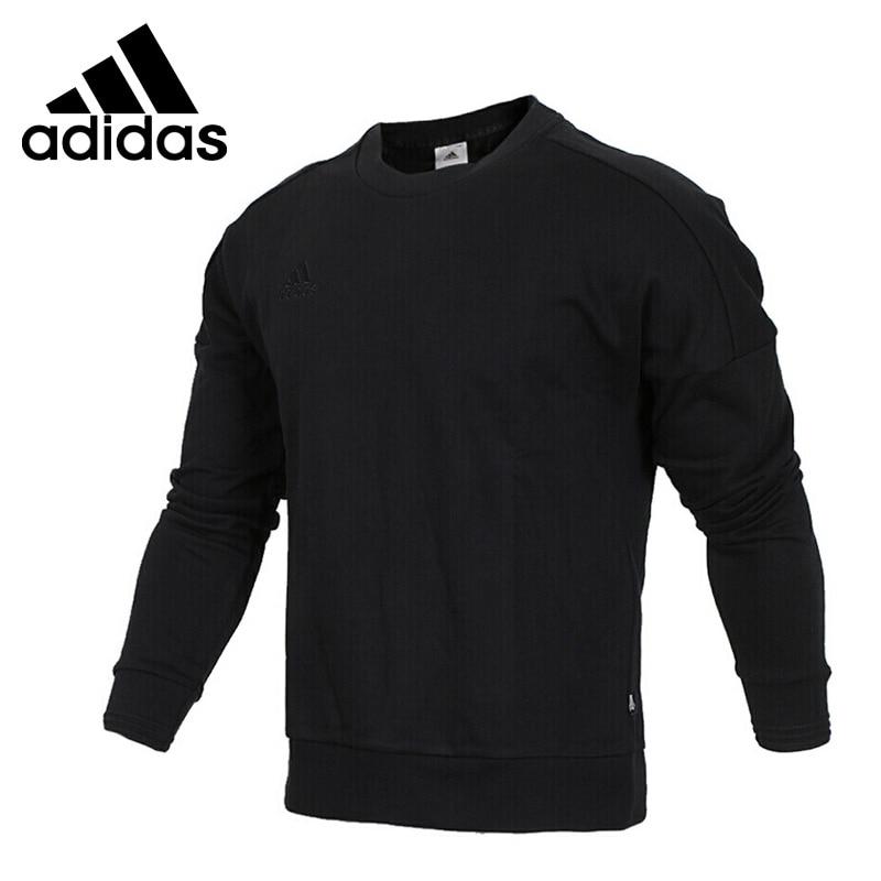 Hemden Sport & Unterhaltung 100% Wahr Original Neue Ankunft Adidas Tan Swt Crew Männer Pullover Trikots Sportswear