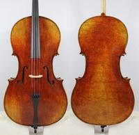 Copy Of Antonio Stradivari 4 4 Cello All European Wood Best Model