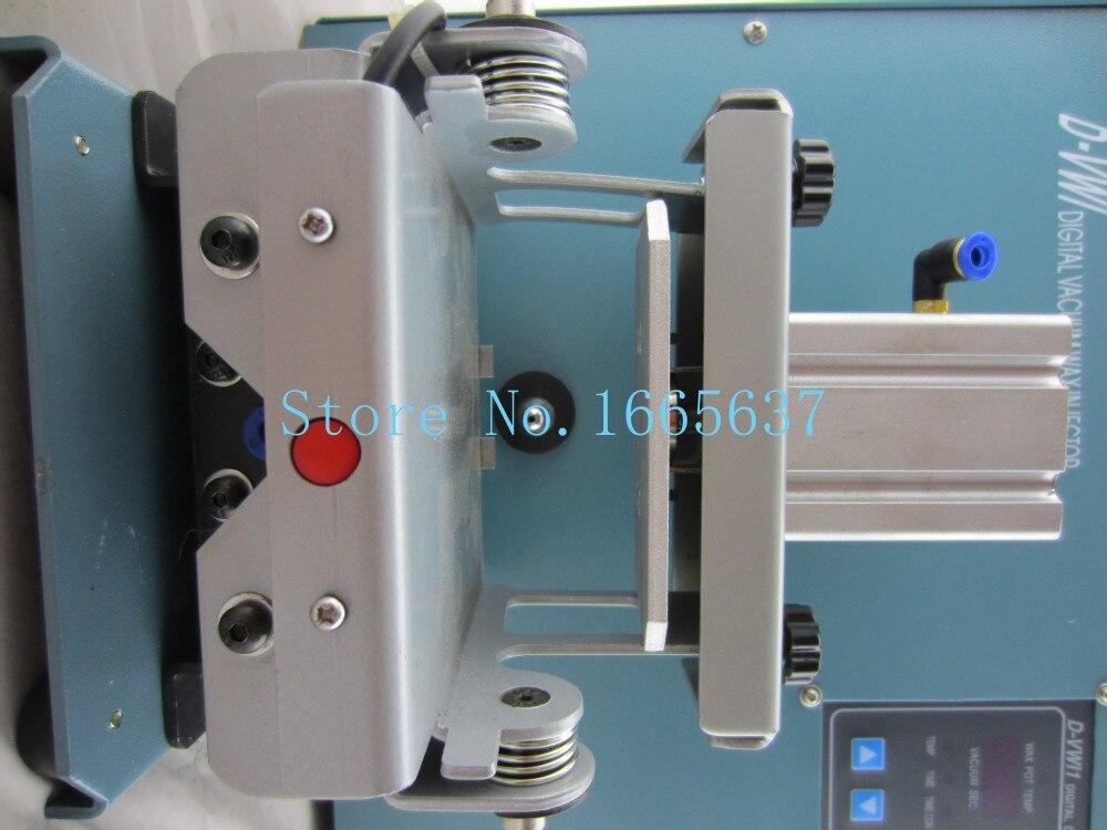 ЮВЕЛИРНЫЕ ИНСТРУМЕНТЫ цифровой вакуумный Воск инжектор автоматический зажим Станок Для воскового литья зажим