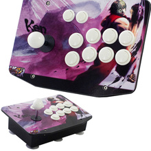 Cdragon Arcade Joystick Arcylic USB Arcade Fighting Stick Joystick Gaming Controller Gamepad Video Game For PC