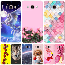 For Samsung Galaxy J2 Core J3 2017 J8 2018 Case Silicon Soft TPU Coque Funda Phone j2