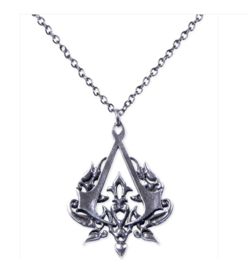 Assassins Creed Necklace Assassins Creed Ottoman Necklace