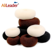 S/M/L Popular Women Lady Magic Shaper Donut Bun Maker Hair Ring Accessories Styl