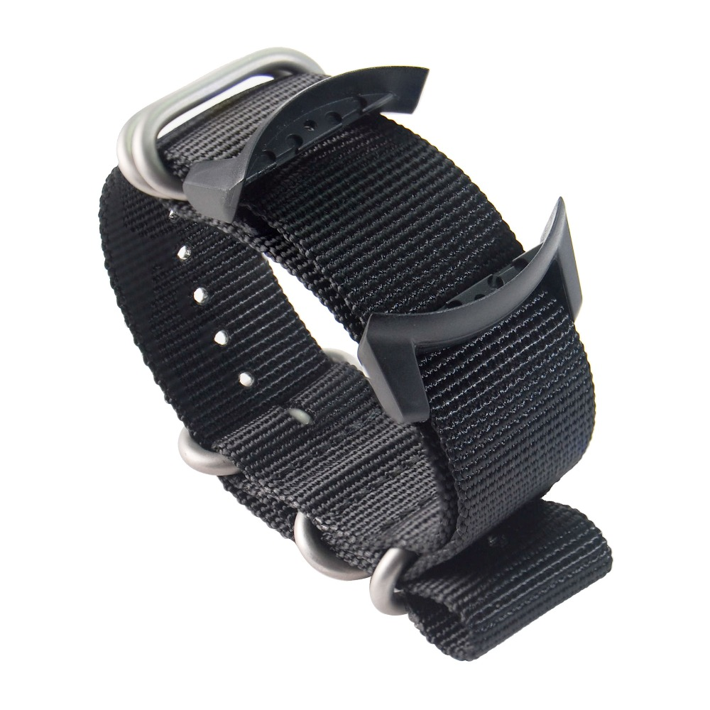 For Suunto D6 D6i  Dive Computer  Watch Nylon Strap Watchbands+ PC Adapters mini kompas sleutelhanger