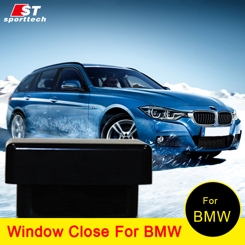 Window Closer For BMW 1/3/GT/4/5/7 Series X3/X4 Car Power Window Roll Up Closer/Remotely Close 4 Windows For BMW Accessories stainless steel car lock pick for bmw 5 7 series
