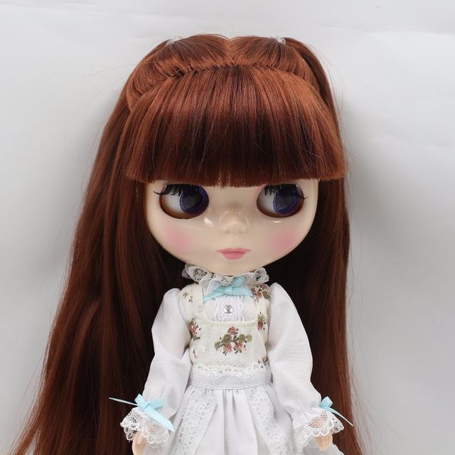 Фабрика Neo Blythe Кукла Браун Волосы 30cm