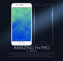 NILLKIN H+PRO Anti-explosion Mud-proof Glass Display screen Protector for MEIZU M5S(5.2inch)