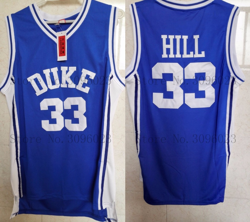 2cfb4abe6a26 Buy jersey duke hill and get free shipping on AliExpress.com