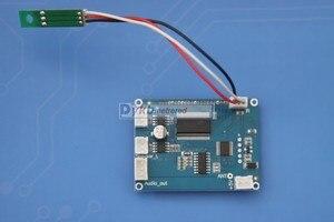 Image 2 - Dyko 76 108mhz digital fm stereo, módulo de receptor fm com rádio digital + tela lcd ir remoto 5w + 5w potência amplificador volume ajustável