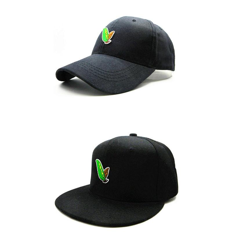 LDSLYJR Lentil embroidery cotton Baseball Cap hip-hop cap Adjustable Snapback Hats for kids and adult size 128