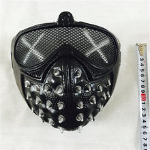 Watch Dogs 2 Punk Style Mask Halloween Carnival Dress Up Props Adult Masquerade Cosplay Mask A670(China)