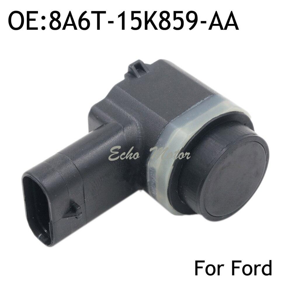 Neue 8A6T-15K859-AA PDC Parkplatz Sensor Für Ford Mondeo Fiesta Fokus Galaxy Ka C-MAX Jaguar Ford Fusion Grand Mondeo 9G9215K859AB