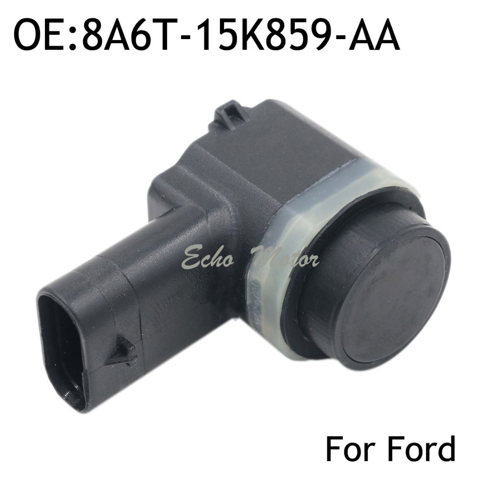 New 8A6T-15K859-AA PDC Parking Sensor For Ford Mondeo Fiesta Focus Galaxy Ka C-MAX Jaguar Ford Fusion Grand Mondeo 9G9215K859AB цена