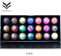 21 Color Fashion Eye Shadow Palette Cosmetics Mineral Make Up Makeup Eye Shadow Palette Eyeshadow Set