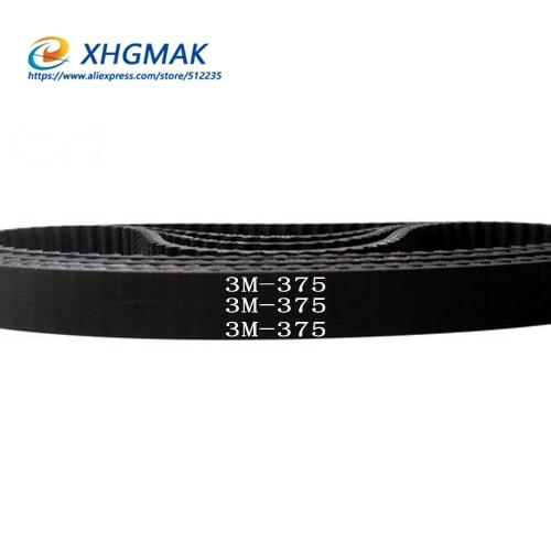 Gt2 correa dentada 6mm de ancho para impresoras 3d RepRap cnc correa 100mm hasta 1000mm