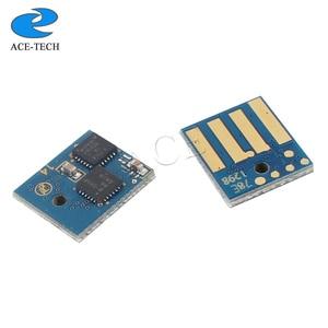 Image 2 - 10 karat Nahen Osten version Kompatibel toner chip Für Lexmark MX310/MX410/MX510/MX511/MX611