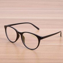 NOSSA Oval Women And Men's Prescription Eyewear Frame Male Female Optical Glasses Frames Elegant Spectacle Clear Fashion Goggles