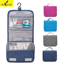 Travelsky New Hot Sale Travel Makeup Bag Women Portable Wate