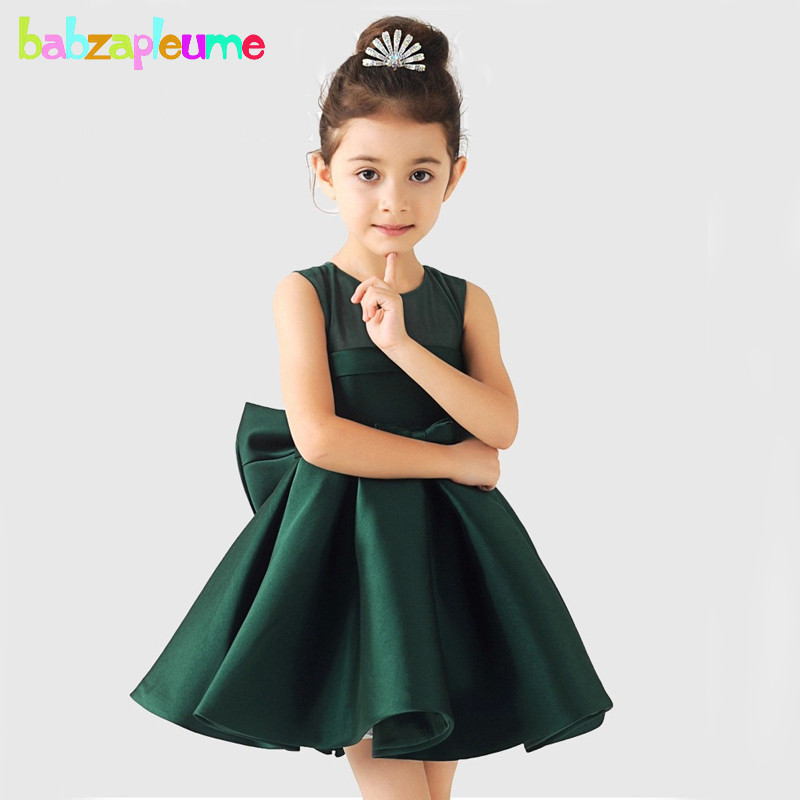 fd1f3707dfd1 2 8Years Summer Style Baby Girls Clothes Wedding Evening Infant Party Tutu  Dress Kids Princess Dresses Children Clothing BC1309-in Dresses from Mother  ...