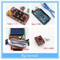 3D Printer kit- Mega 2560 R3 Microcontroller + ramps 1.4 controller + 12864 LCD Panel + A4988 stepper driver For arduino