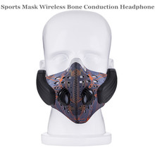 LEAD-OUT Bluetooth V4.1 wireless earphones sports masks dustproof stereo Portable Perfect Design