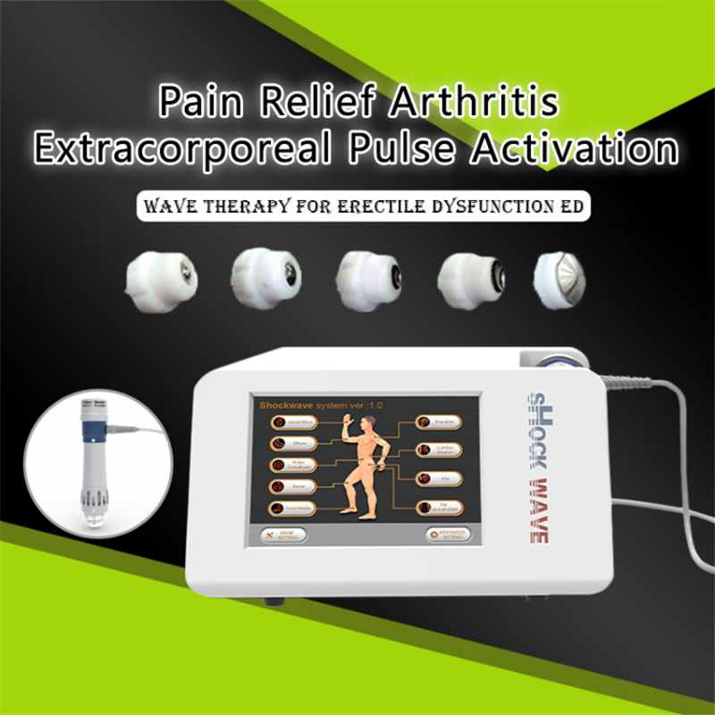 Latest Home Use And Salon Therapy For Erectile Dysfuntion Therapy Low Energy And Frequency Physiotherapy Machine