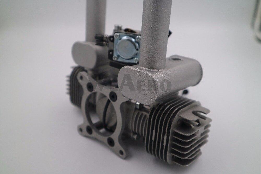 Moteur essence/essence double cylindre RCGF 40cc TS pour avion RC-in Pièces et accessoires from Jeux et loisirs    3