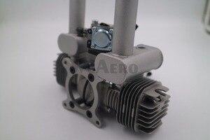 Image 3 - RCGF 40cc TS Dual Cylinder Petrol/Gasoline Engine for RC Airplane