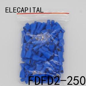 FDFD2-250 FDFD2.5-250 Female I