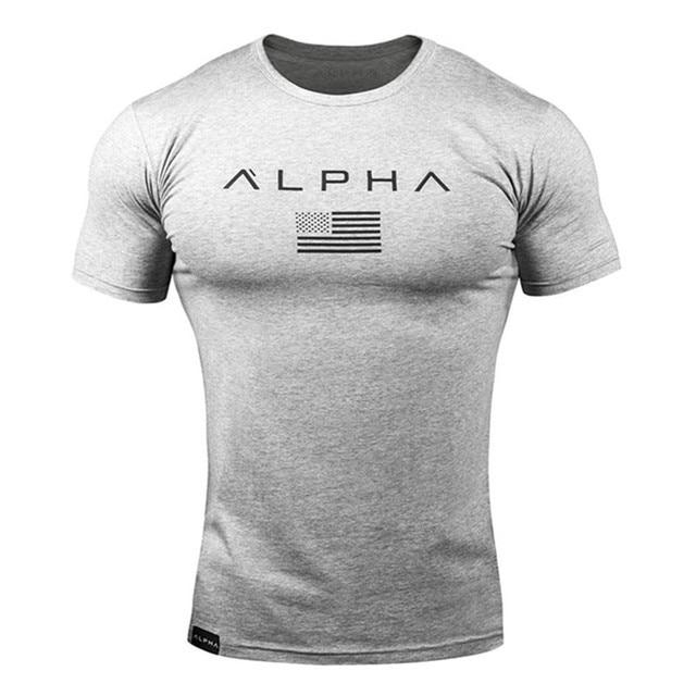 Camouflage Sport Training T-shirt  4