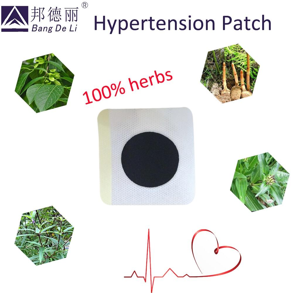 10 stk / lot hypertension patch at reducere højt blodtryk / rent - Sundhedspleje - Foto 3