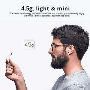 Image 3 - Langsdom T7RX TWS Bluetooth אוזניות אוזניות אלחוטי אמיתי אוזניות עם מיקרופון אלחוטי אוזניות עבור iphone xiaomi huawei