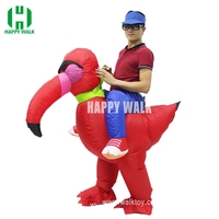 Free Shipping Inflatable Costume Turkey Cartoon Dolls Dress Clothes Bar Nightclub Party Activities Props Strange New Costumes