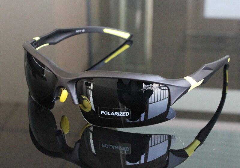 Professionelle Polarisierte Radsportbrille Fahrrad Brille Outdoor-sport-sonnenbrille UV 400 4 Farbe