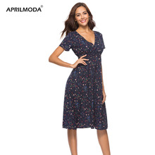 bfe27d26ca401 Buy wrap dress midi and get free shipping on AliExpress.com