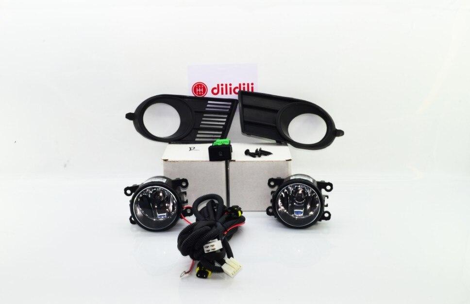 Света тумана OEM лампы и проводов выключатель для Сузуки Свифт RS413/415 2005-2008
