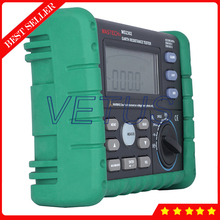 Wholesale prices MS2302 LCD Display Digital Earth Resistance Tester