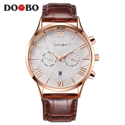 Doobo watches men fashion brand luxury army military watch leather sport watches quartz men waterproof wristwatches.jpg 250x250
