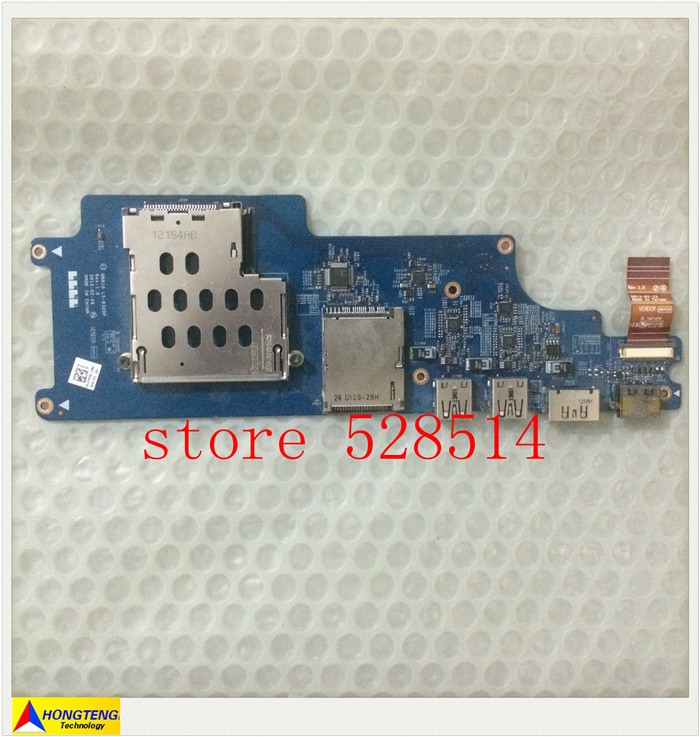 M18x USB BOARD LS-832DP YYFHR 0YYFHR CN-0YYFHR 100% tested OK
